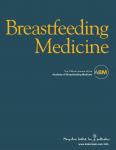 Breastfeeding Medicine, Vol. 16, n°5 - Mai 2021